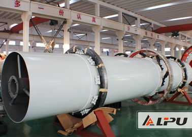 Chiny 1×10 Energy efficiency Industrial Drum Drying Equipment For Coal / Rotary Drum Dryer dostawca