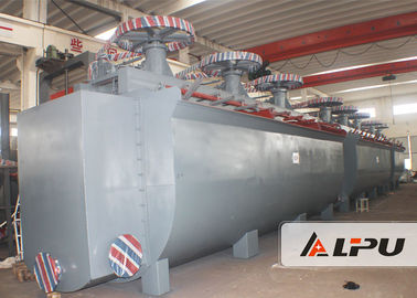 Chiny Large Capacity Mineral flotation separator machine / flotation Ore Processing Equipment dostawca