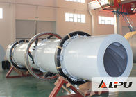 Chiny 1.8x11.8 High Efficiency Industrial Drying Equipment , Silica Sand Rotary Dryer firma