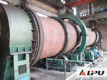 Chiny 3.3×52 Energy Saving Calcination Cement Clinker Rotary Kiln In Construction Industry dystrybutor