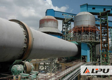 Chiny Horizontal Industrial Rotary Kiln For Oxidizing Calcination Chromium Ore dystrybutor