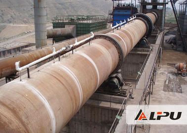 Chiny 2.5×54m High Automation Lime Rotary Kiln in Metallurgy and Refractory Industry fabryka