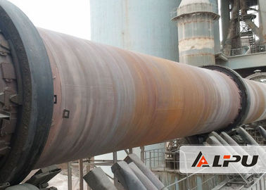 Chiny Large Size Rotary Kiln Dryer  for Calcining Activated Limestone Model 4.8 × 74 fabryka