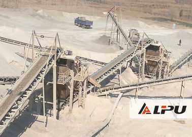 Chiny Automatic 30-500TPH Jaw Crusher Machine For Marble River Gravel fabryka