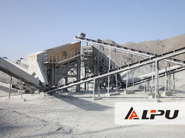Chiny Stationary Complete Stone Crushing Plant Equipment With CE IQNet dystrybutor
